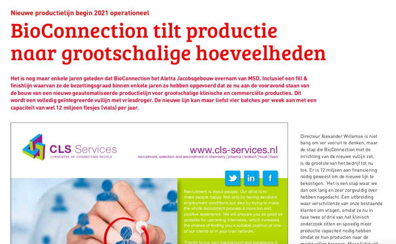 BioConnection Biotech NEWS