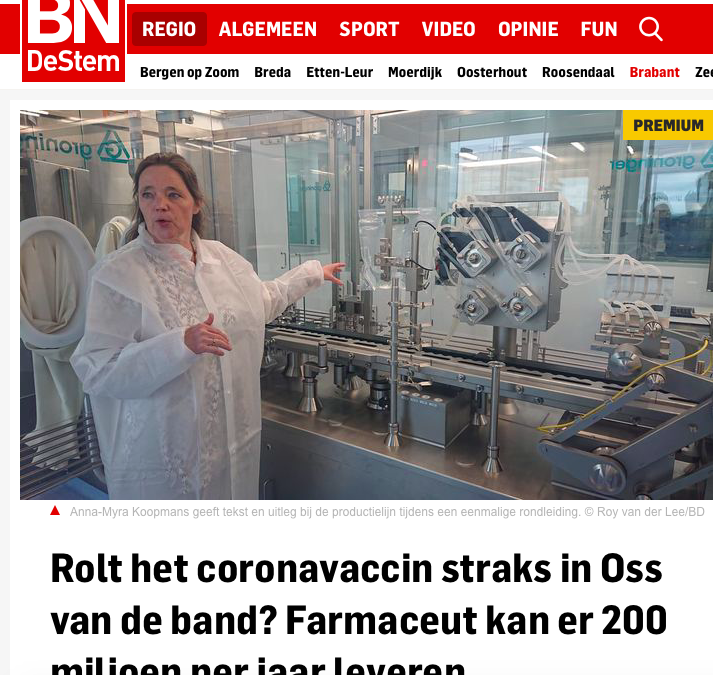 BioConnection Brabants Dagblad